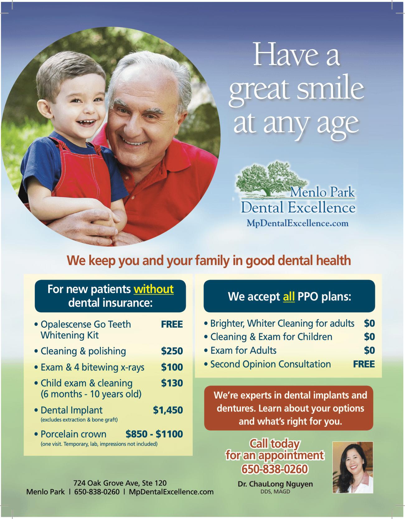 Fall-offer dental